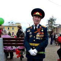 ветеран :: Сергей Кочнев