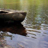 Лодка дубль два :: Ольга Маркелова