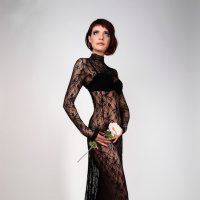 Платье дизайнера Филатовой :: Юлия Астратенко