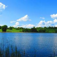 Озеро Осташкино... :: Юлия Семенченко