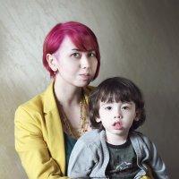 Лилия и Артемий :: Анна Зелень