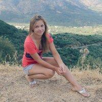 в Греции :: Татьяна Анагина