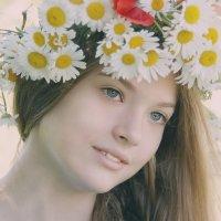 Портрет внучки :: Татьяна Хлудеева