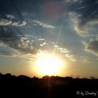 Закат лета :: Дмитрий Тарарин