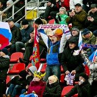 Давай, Россия!!! Давай, давай! :: Сергей Черных