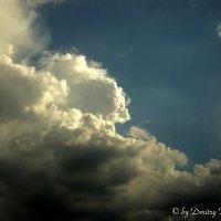 Небесный пейзаж :: Дмитрий Тарарин