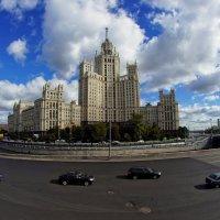 Московская высотка :: Алексей Соминский