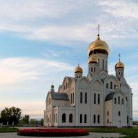 Богоявленский кафедральный собор г.Новосибирск :: Сергей Яценко
