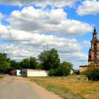 Село Карачельское :: Мишка Михайлов