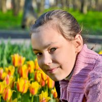 Весна :: Андрей Думенко