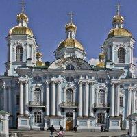 Никольский собор :: Игорь Тигарев
