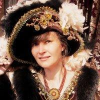 Нарядный портрет :: Vilena Dubovaya