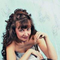 Портрет с блестками :: Vilena Dubovaya