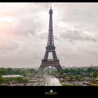 Париж :: Александр Балаховский
