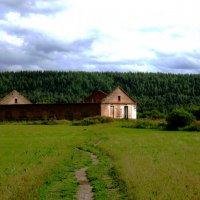 Заброшенное здание :: Снежана Удалова