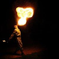 Стихия огня :: Михаил Крюков