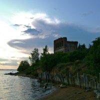 Замок Спящей Красавицы :: Инга Соколова