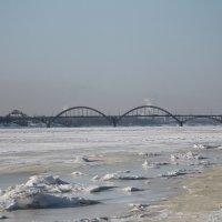 Ледяное безмолвие... :: Инга Соколова