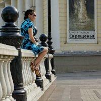 Московские зарисовки :: Евгений Жиляев