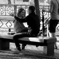 Весенний день :: Наталья Rosenwasser