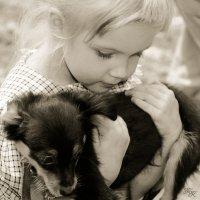 Нежные детские чувства :: Катерина Кучер