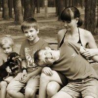 Семейная фотография :: Катерина Кучер