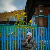 Хорошо у бабушки в деревне :: Rosto666 Исламов