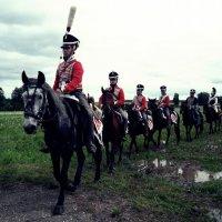 Военно-исторический праздник в Бородино - Стойкий оловянный солдатик :: Алёнка Кузнецова