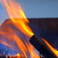 Пламя :: Мишка Михайлов