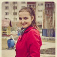 Валя :: Мария Арбузова