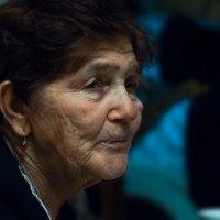 Портрет пожилой дамы :: алексей афанасьев
