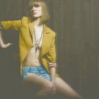 yellow jacket :: Karol Key