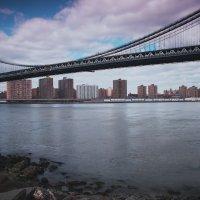 Мост,Нью-Йорк :: Galina Kazakova