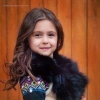Детский портрет. Маша. :: Наталья Мирошниченко