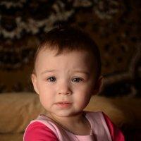 Малышка :: Полина Бесчастнова
