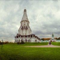 Церковь Вознесения Господня.Коломенское :: Виталий Нагиев
