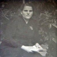 Мама. 1954 год :: Нина Корешкова