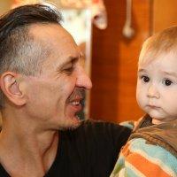 Отцы и дети-8. :: Руслан Грицунь