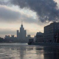 Утренняя Москва :: Татьяна Копосова