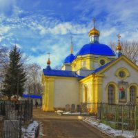 Преображенский храм. :: Laborant Григоров