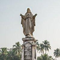 Статуя Иисуса :: Виктор Куприянов