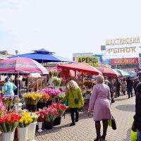 Цветочный базар :: Владимир Болдырев