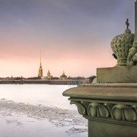 Зимняя Петропавловка :: Юлия Батурина
