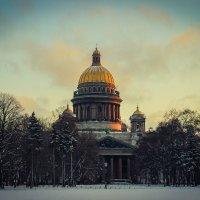 Санкт-Петербург, Исакиевский собор :: Максим Кочетков