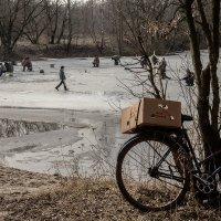 8 марта на реке Десне :: Тамара Цилиакус