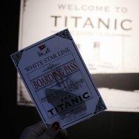 Vstupenka do Titanica :: Кристина Великанова