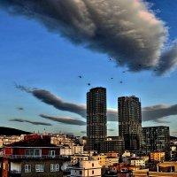 ШТОРМОВАЯ ПОГОДА :: Çetin Kayaoğlu