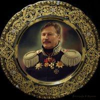портрет в овале... :: Виктор Перякин