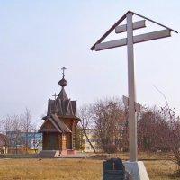 Свято-Покровская часовня в Брянске :: Алексей Ник
