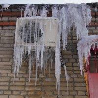 Весна по настоящему борется с холодом :: Николай Сапегин